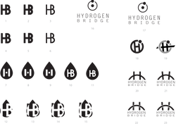 Hydrogen Bridge_logo_wip