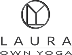 Laura Own Yoga_logo