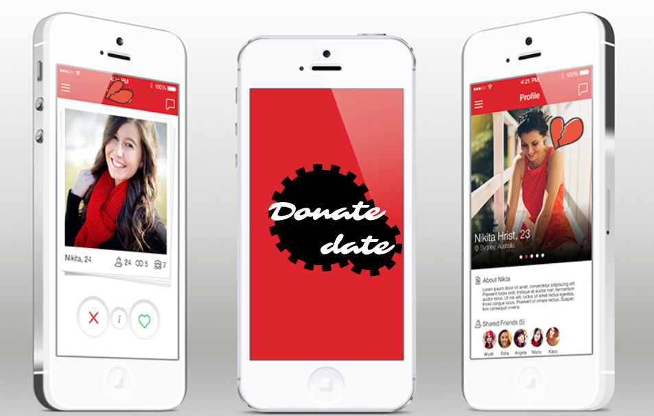 Donate Dating Coming to ESE