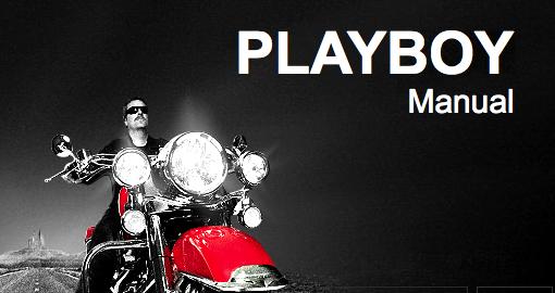 Playboy Manual Coming Soon