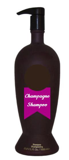 Champagne Shampoo