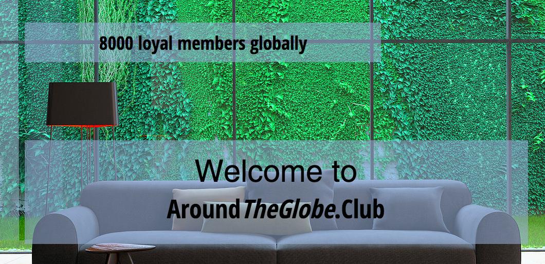 Around the Globe Club