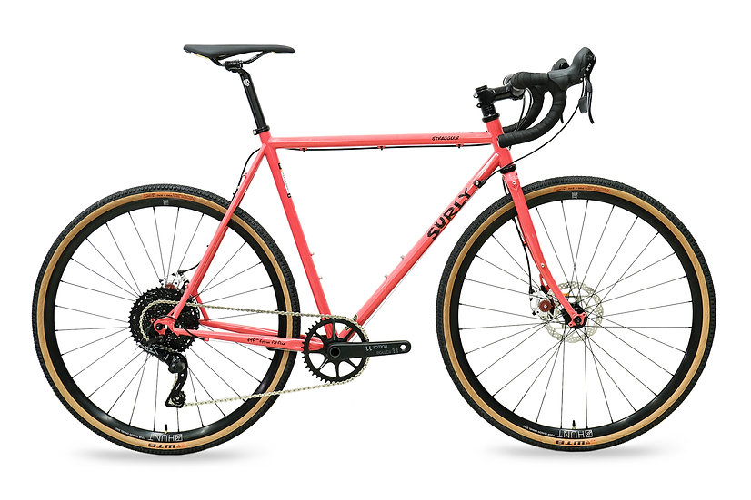 Surly Straggler complete bike - Salmon Candy - Large (56cm)