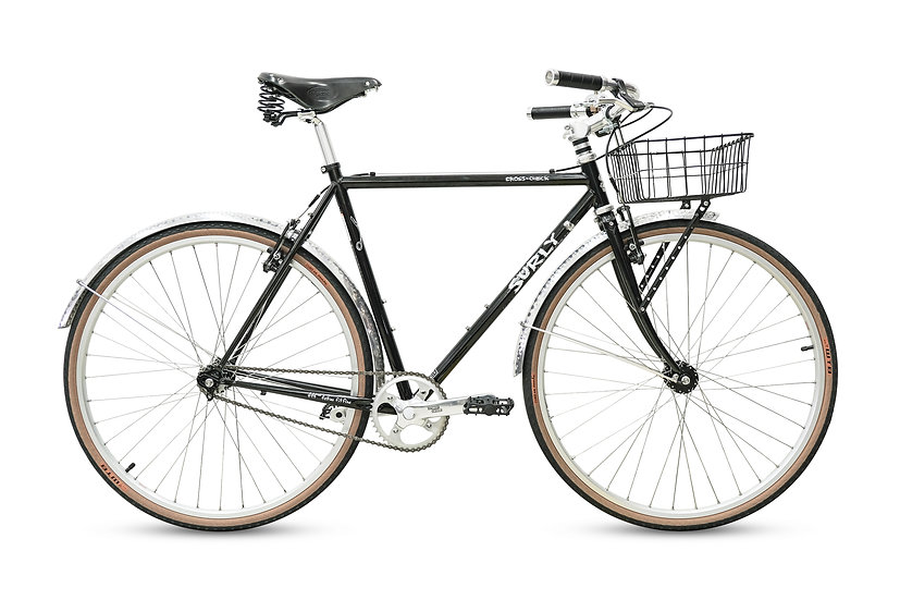 Surly CrossCheck complete bike - Black - Medium (54cm)