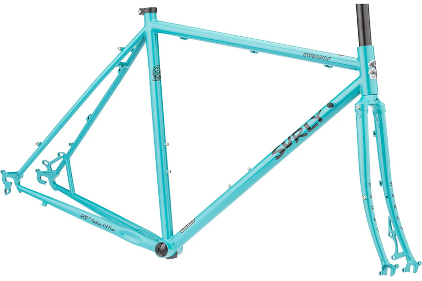 Surly Straggler Frameset - Chlorine Dream - 650b