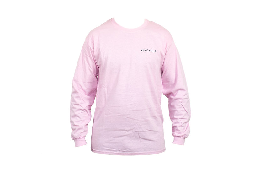 LOOSE long sleeve - pink