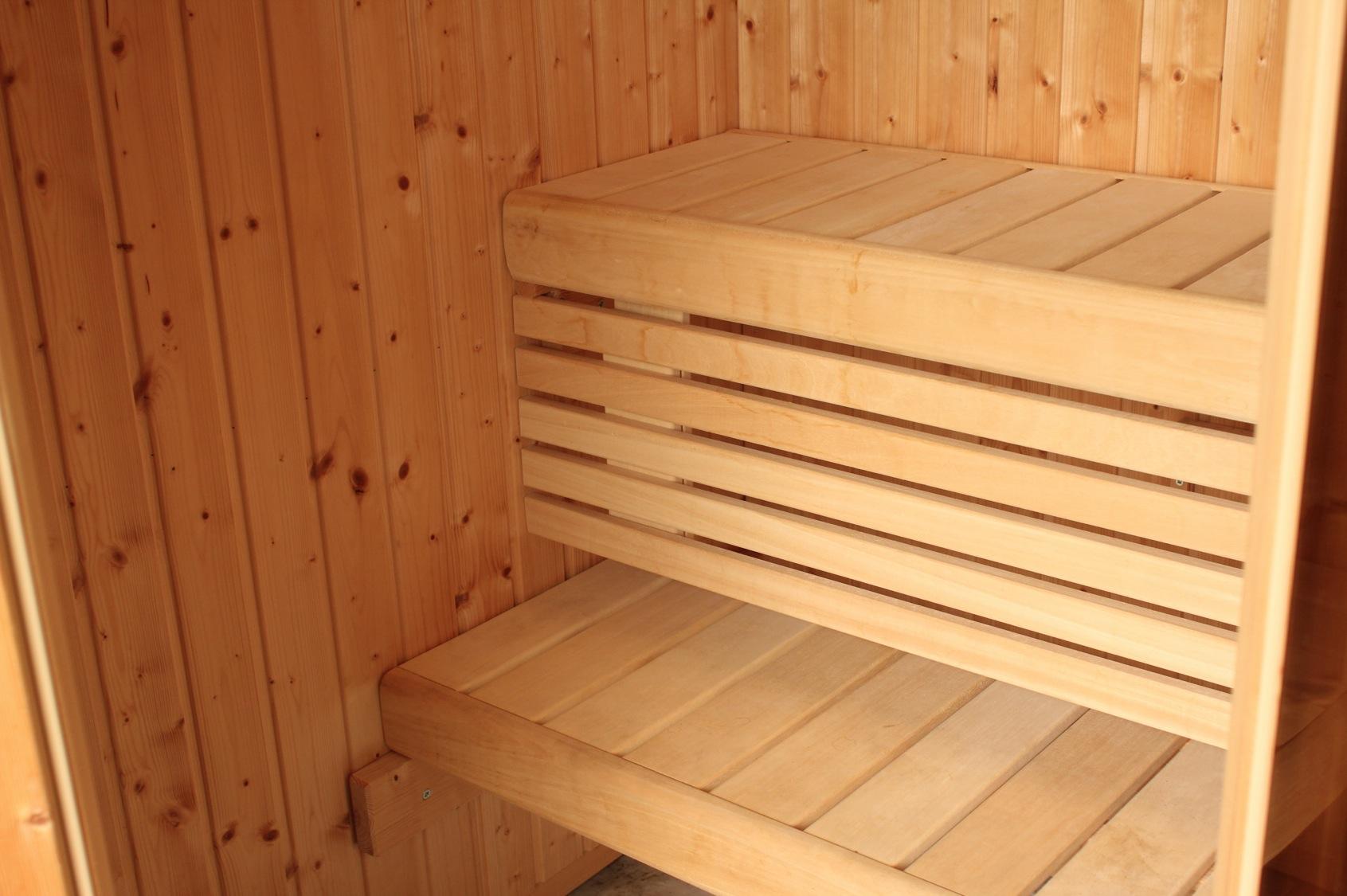 sauna vakantiehuis in zweden