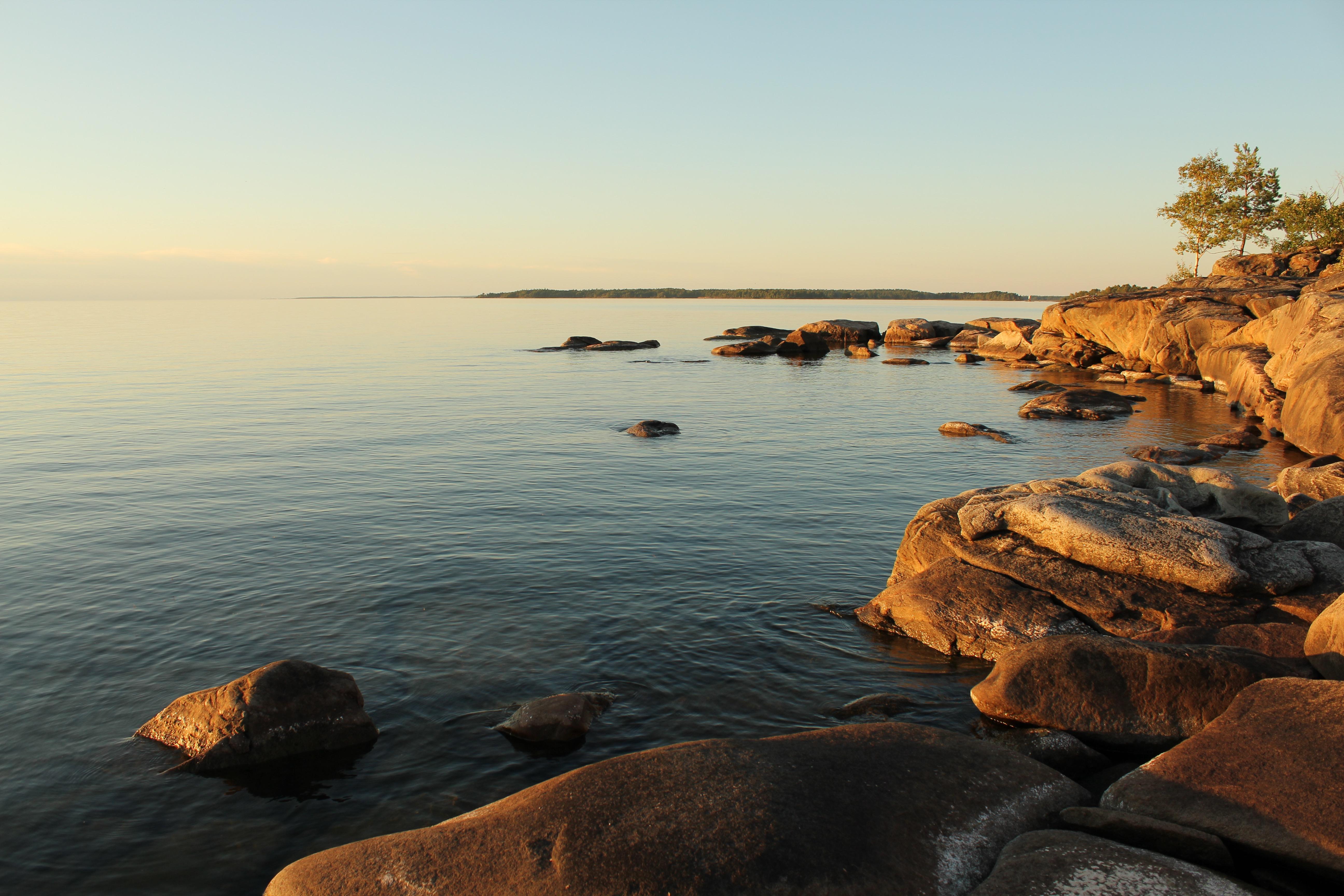 Pachtige avonden aan Zweedse meren