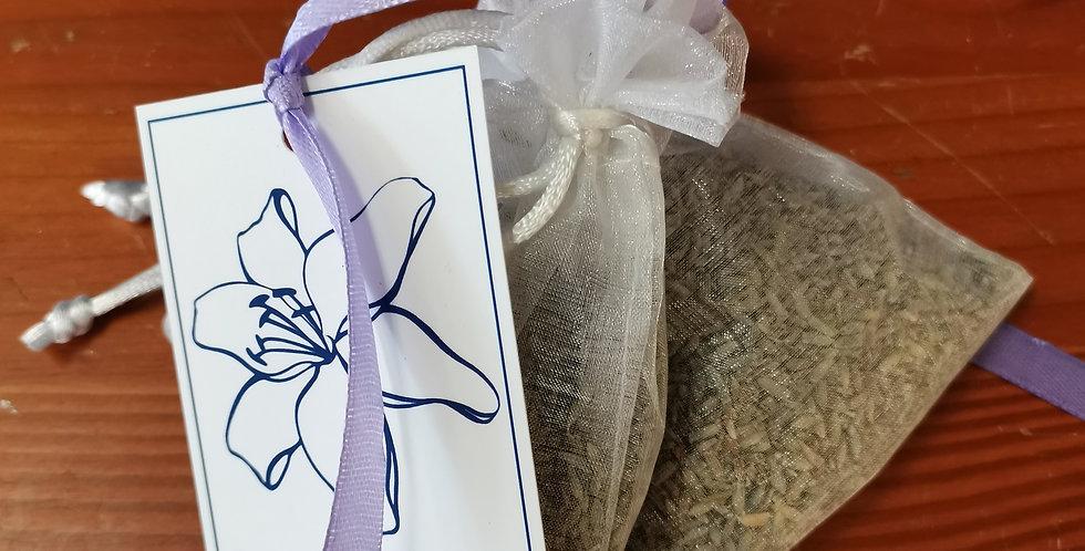 Indigobelle Luxury Collection Lavender Bags