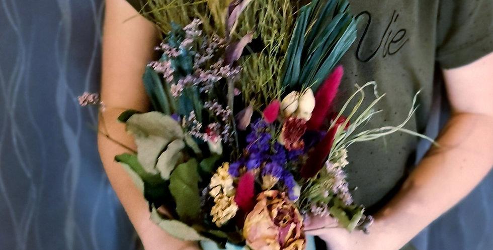 WORKSHOP - Dried Flower Arrangement - Saturday 14th August