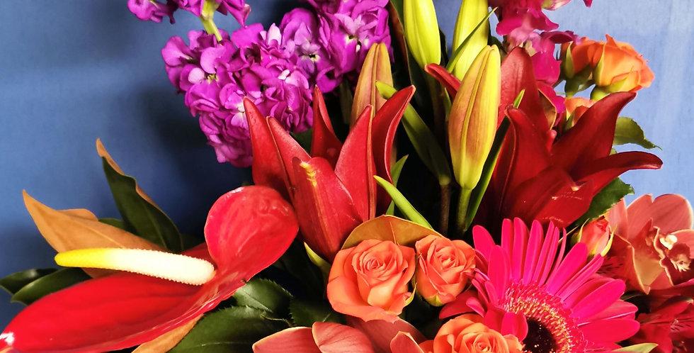 Seasonal Bouquet - RICH & LUSH