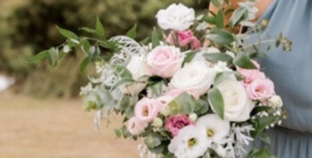 Bridesmaid Bouquet - Handtied