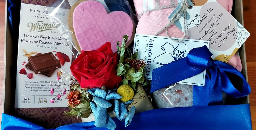 Indigobelle Winter Warmer Gift Box