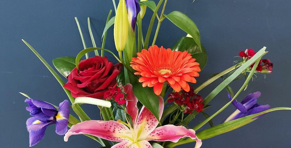 WORKSHOP - Fresh Flower Arrangement - Saturday 21st August