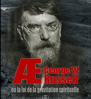 Nouveau livre de Patrice REPUSSEAU: AE ou La Gravitation Spirituelle aux Editions Arqa