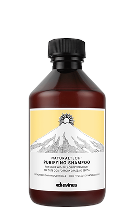 NaturalTech Purifying Shampoo