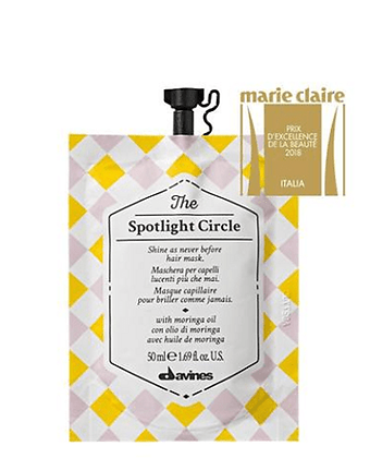 Davines Spotlight Shine Mask