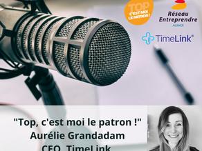 Entretien avec Aurélie Grandadam !