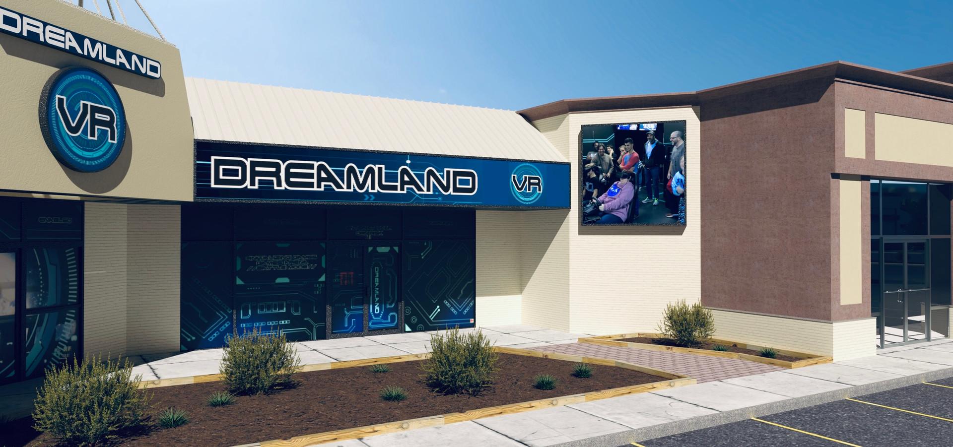 Dreamland Vr - Exterior