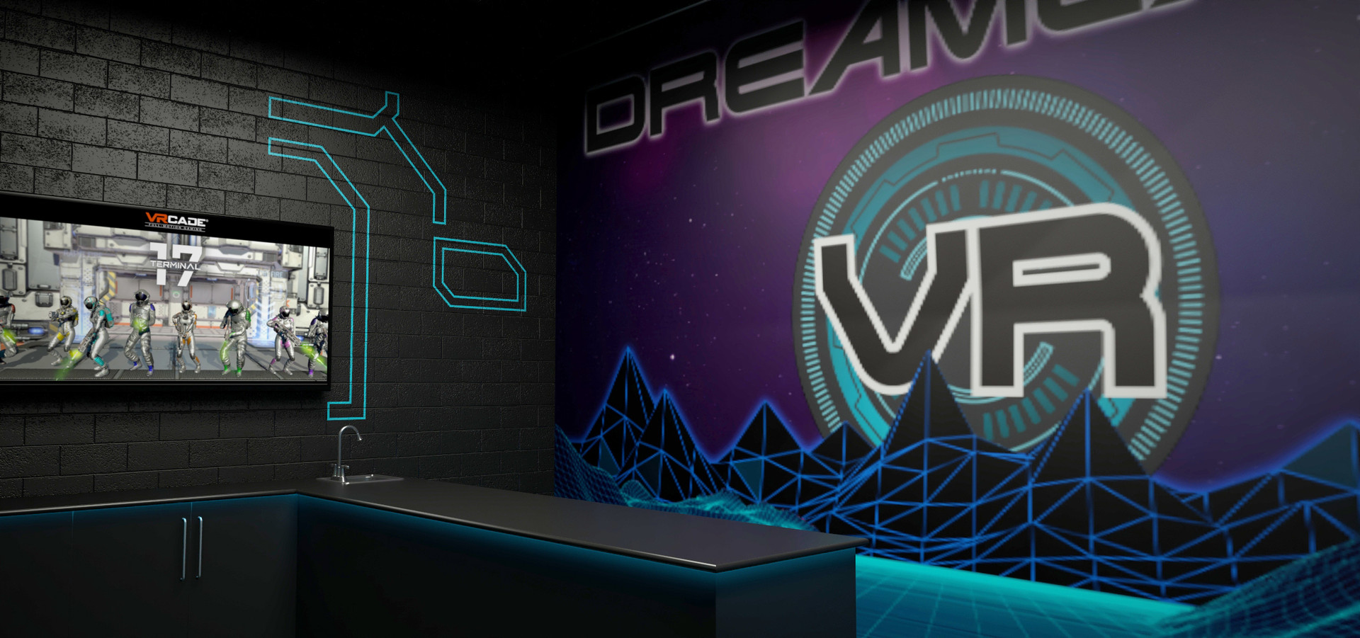 Dreamland Vr - Proposed Expansion