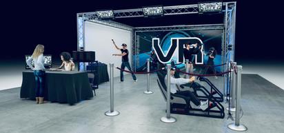 Dreamland Vr - Portable VR Tent