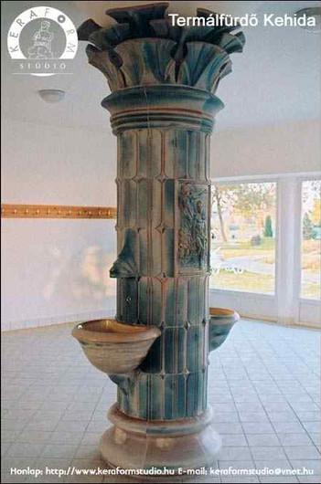 Thermál fürdő, Kehida