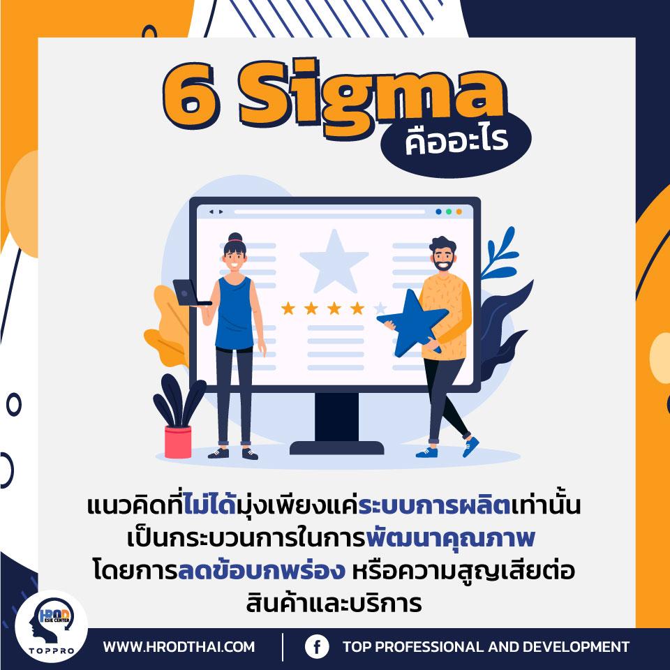 ระบบ LEAN and Six Sigma-2