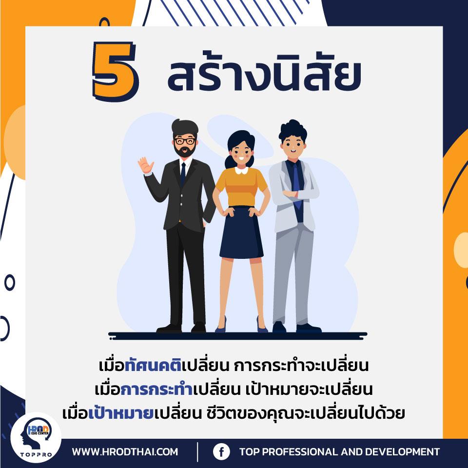 พื้นฐาน 5 ส กับการพัฒนาองค์กร-6