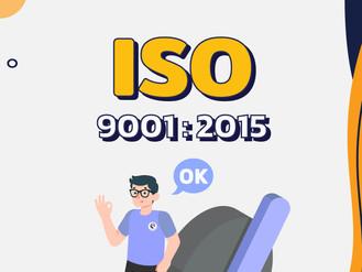 การตรวจติดตามภายในระบบ ISO 9001 : 2015