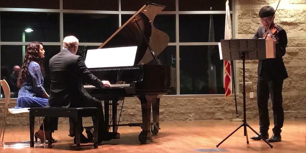 Moment Musical - Violin & Piano in Mission Viejo