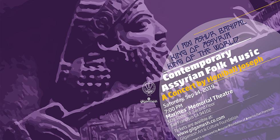 Contemporary Assyrian Folk Concert - San Francisco