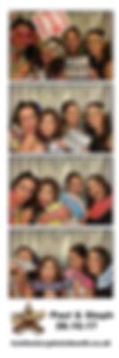 photobooth strip prints