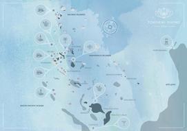 Tokoriki Dive Map