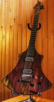 Rockeuse Guitares Wilgenbus Nicolas Luthier Inventeur la Reunion