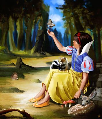 Snow White & Friends