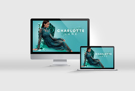 Charlotte Lane Web Banner