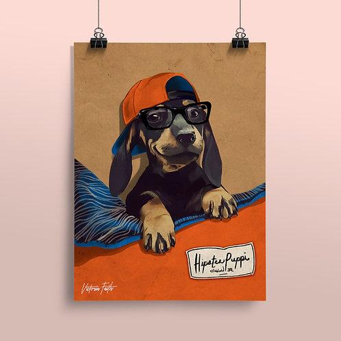 Victoria Faith Hipster Puppi