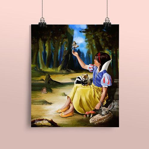 Victoria Faith Snow White & Friends