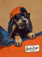 Hipster Puppi