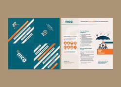 MGC Brochure design