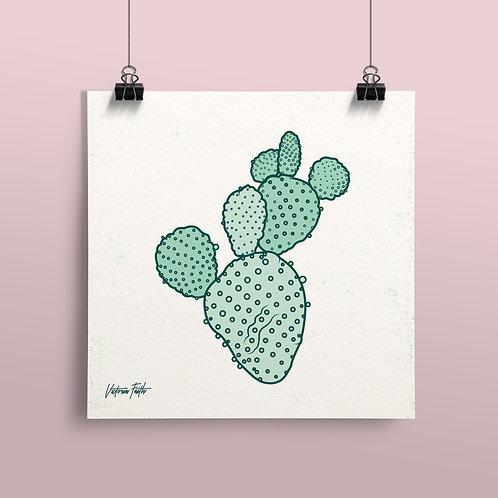 Victoria Faith Fat Cactus