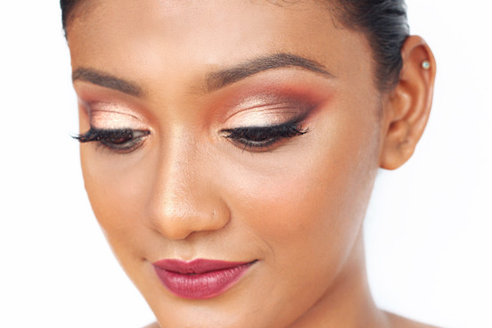 Sanjilyn Indian Bridal Makeup
