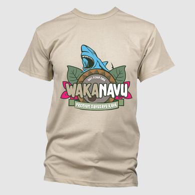 Wakanavu tee design