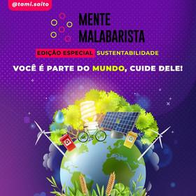 Apresentação da RegenEra no Mente Malabarista -  Startup de criação de habitos sustentáveis para jovens urbanos