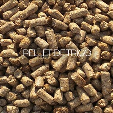 Pellet De Trigo
