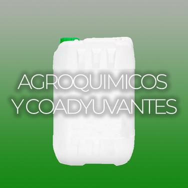 AGROQUIMICOS Y COADYUVANTES