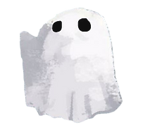 cute ghost animated character puppeteer studios