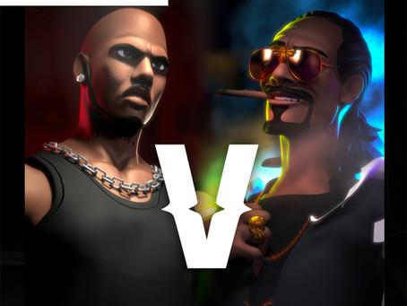 VERZUZtv DMX v Snoop Dogg