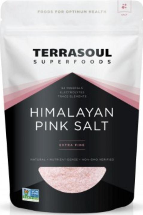Himalayan Pink Salt (453g)
