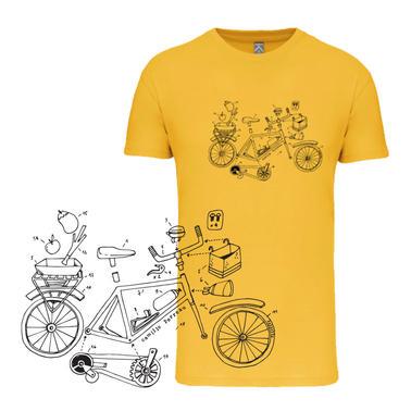 T-Shirt vélo